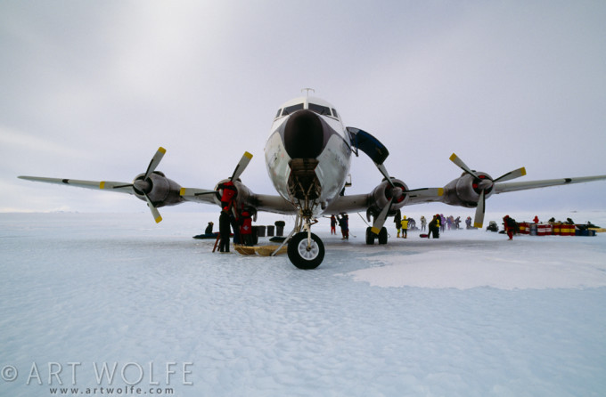 Expedition, Antarctica